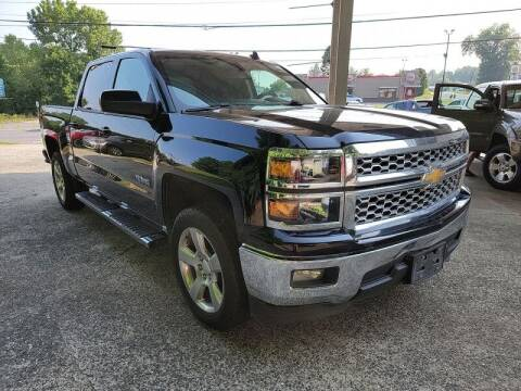 2014 Chevrolet Silverado 1500 for sale at McAdenville Motors in Gastonia NC