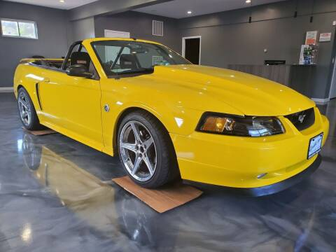 2004 Ford Mustang for sale at AFFORDABLE IMPORTS in New Hampton NY
