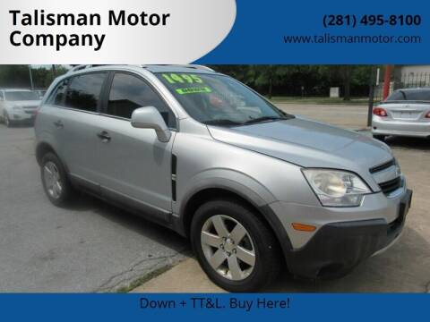 2012 Chevrolet Captiva Sport for sale at Don Jacobson Automobiles in Houston TX