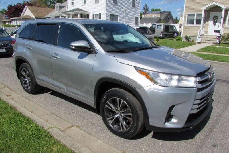 2017 Toyota Highlander for sale at First Choice Automobile in Uniondale NY