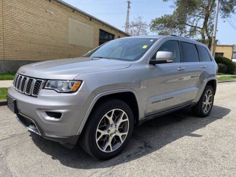 2018 Jeep Grand Cherokee for sale at CERTIFIED LUXURY MOTORS OF QUEENS in Elmhurst NY