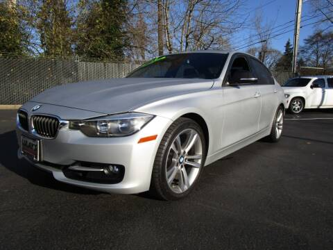 2012 BMW 3 Series for sale at LULAY'S CAR CONNECTION in Salem OR