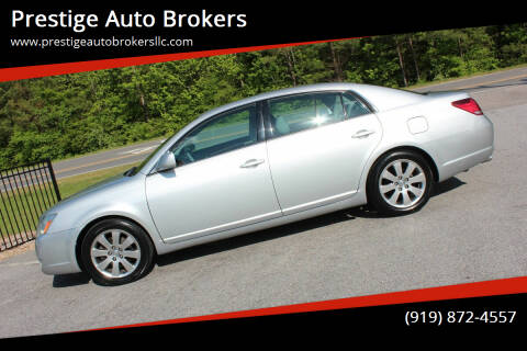 2006 Toyota Avalon for sale at Prestige Auto Brokers in Raleigh NC