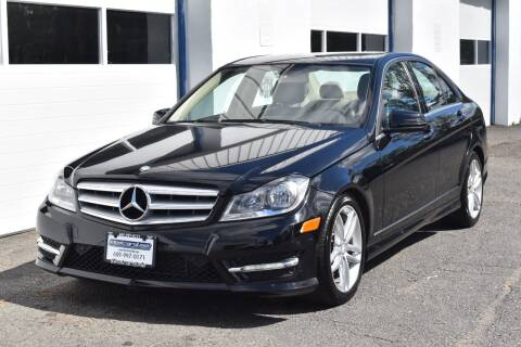 2013 Mercedes-Benz C-Class for sale at IdealCarsUSA.com in East Windsor NJ