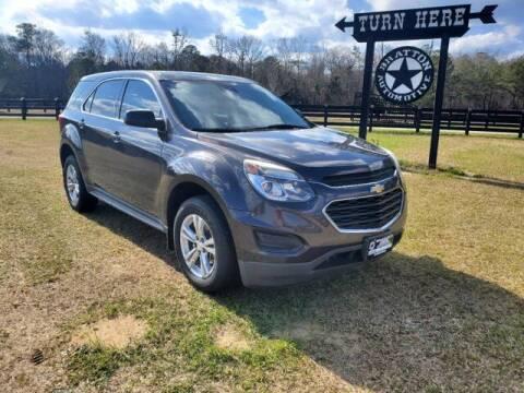 2016 Chevrolet Equinox for sale at Bratton Automotive Inc in Phenix City AL