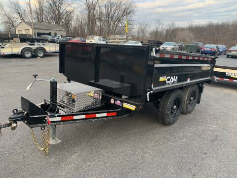2021 Cam Superline 3 Way Dump for sale at Smart Choice 61 Trailers in Shoemakersville PA