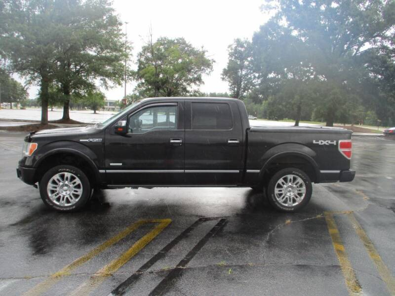 2012 Ford F-150 for sale at A & P Automotive in Montgomery AL