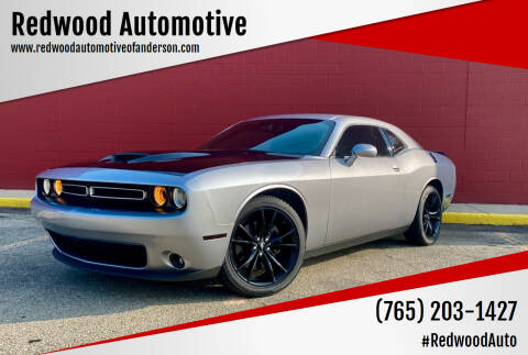 2017 Dodge Challenger for sale at Redwood Automotive in Anderson IN