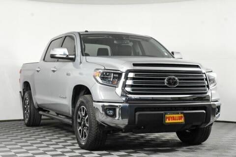 2018 Toyota Tundra for sale at Washington Auto Credit in Puyallup WA