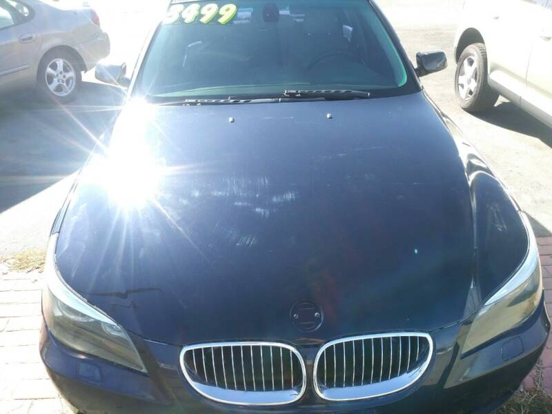2004 BMW 5 Series for sale at Marvelous Motors in Garden City ID