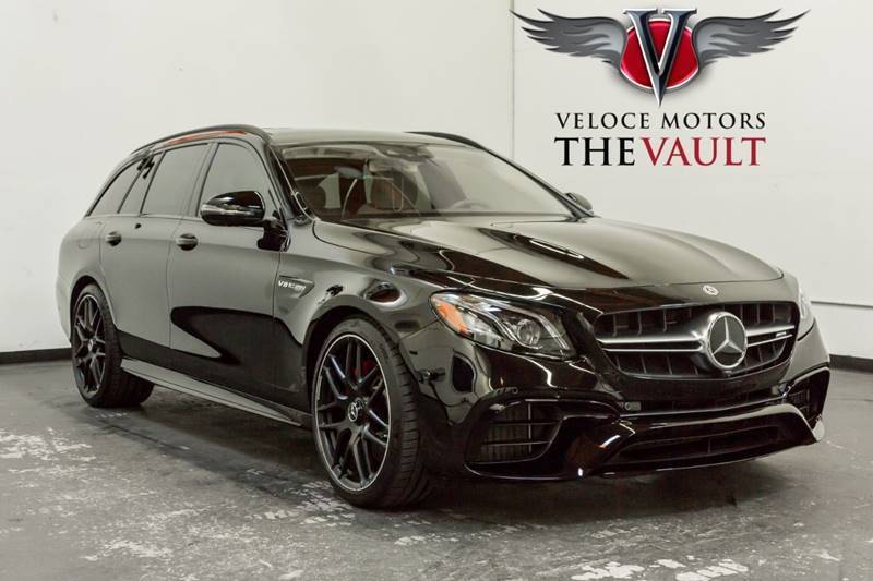 2019 Mercedes-Benz E-Class for sale at Veloce Motors in San Diego CA