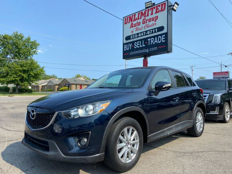 2015 Mazda CX-5 for sale at Unlimited Auto Group in West Chester OH