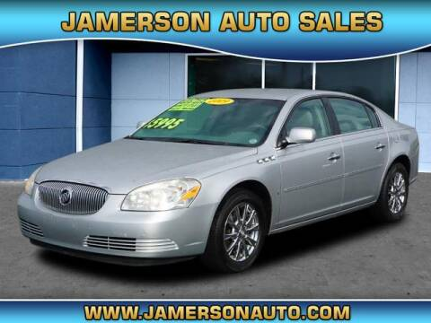 2009 Buick Lucerne for sale at Jamerson Auto Sales in Anderson IN