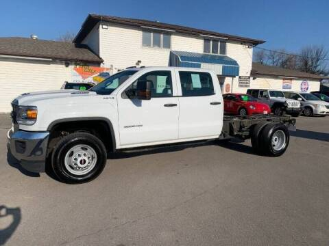 2019 GMC Sierra 3500HD CC for sale at Twin City Motors in Grand Forks ND