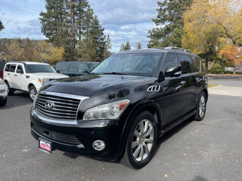 2012 Infiniti QX56 for sale at Local Motors in Bend OR