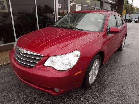 2009 Chrysler Sebring for sale at Arko Auto Sales in Eastlake OH