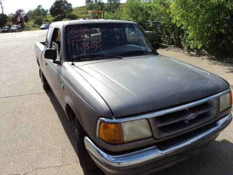 1996 Ford Ranger for sale at Barney's Used Cars in Sioux Falls SD