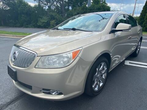 2012 Buick LaCrosse for sale at Professionals Auto Sales in Philadelphia PA