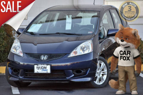 2010 Honda Fit for sale at JDM Auto in Fredericksburg VA