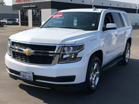 2016 Chevrolet Tahoe for sale at Dow Lewis Motors in Yuba City CA