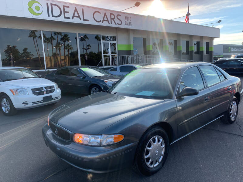 2005 Buick Century for sale at Ideal Cars in Mesa AZ