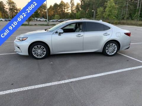2017 Lexus ES 350 for sale at PHIL SMITH AUTOMOTIVE GROUP - SOUTHERN PINES GM in Southern Pines NC