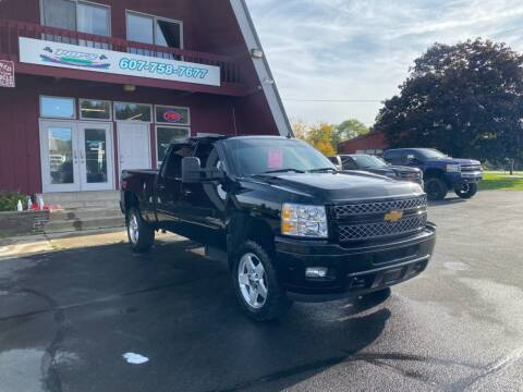 2014 Chevrolet Silverado 2500HD for sale at Pop's Automotive in Homer NY