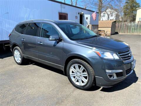 2013 Chevrolet Traverse for sale at Exem United in Plainfield NJ