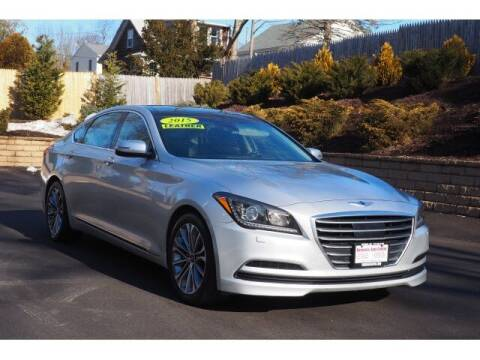 2015 Hyundai Genesis for sale at DORMANS AUTO CENTER OF SEEKONK in Seekonk MA