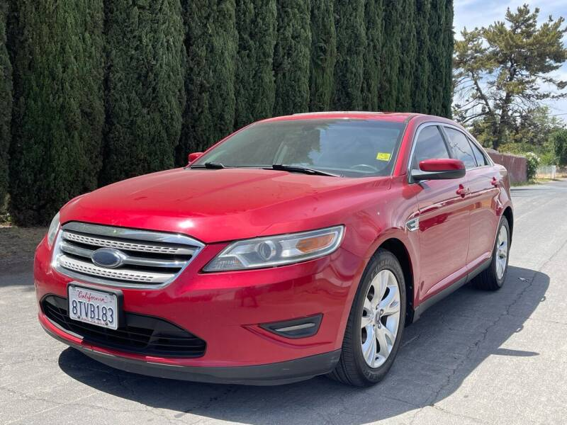 2010 Ford Taurus for sale at River City Auto Sales Inc in West Sacramento CA