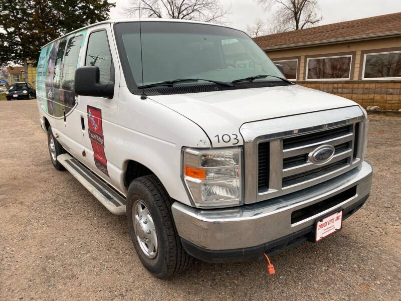 2008 Ford E-Series Cargo for sale at Truck City Inc in Des Moines IA