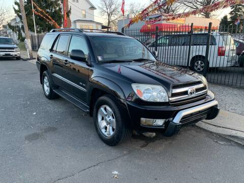 2005 Toyota 4Runner for sale at Metro Auto Exchange 2 in Linden NJ