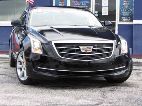 2016 Cadillac ATS for sale at VIP AUTO ENTERPRISE INC. in Orlando FL