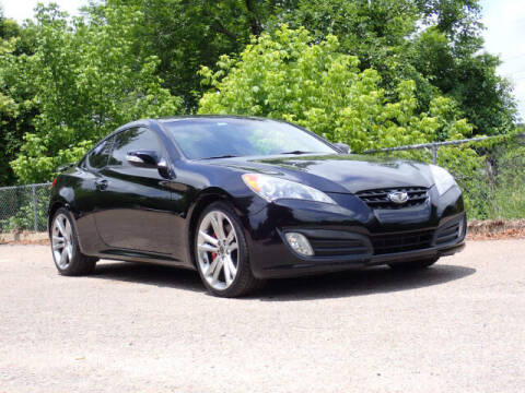 2010 Hyundai Genesis Coupe for sale at The Auto Depot in Raleigh NC