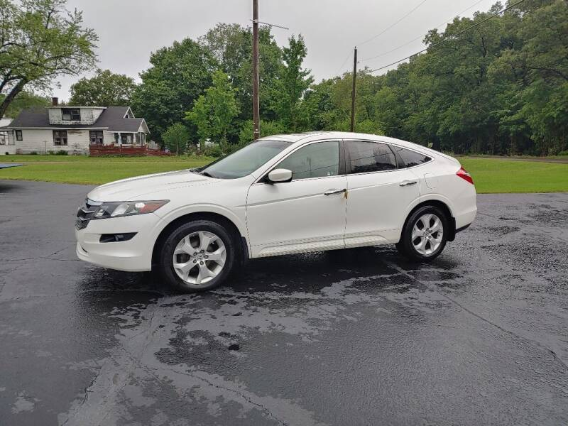 2010 Honda Accord Crosstour for sale at Depue Auto Sales Inc in Paw Paw MI