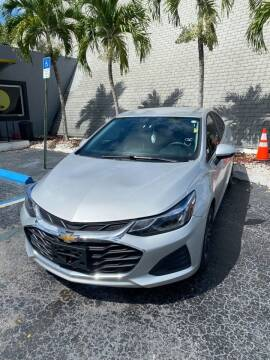 2019 Chevrolet Cruze for sale at YOUR BEST DRIVE in Oakland Park FL
