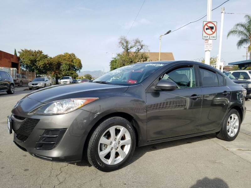 2010 Mazda MAZDA3 for sale at Olympic Motors in Los Angeles CA