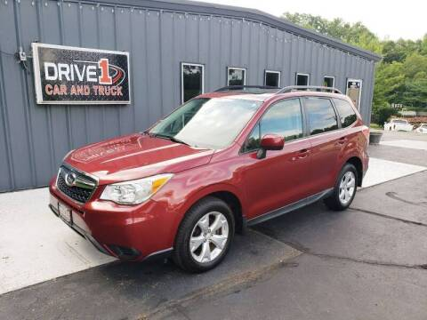 2014 Subaru Forester for sale at Drive 1 Car & Truck in Springfield OH