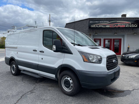 2016 Ford Transit Cargo for sale at Maple Street Auto Center in Marlborough MA