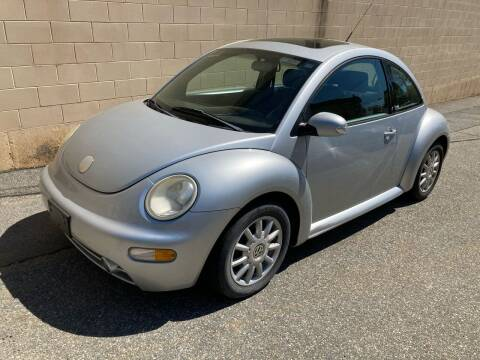2004 Volkswagen New Beetle for sale at Bill's Auto Sales in Peabody MA
