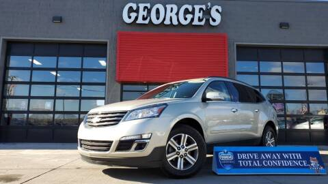 2016 Chevrolet Traverse for sale at George's Used Cars - Pennsylvania & Allen in Brownstown MI