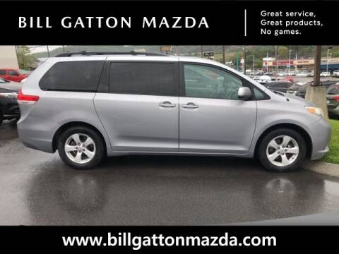 2011 Toyota Sienna for sale at Bill Gatton Used Cars - BILL GATTON ACURA MAZDA in Johnson City TN
