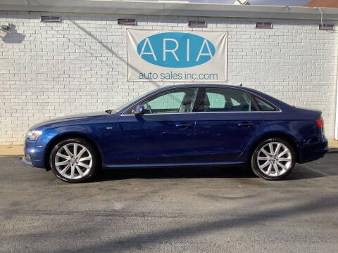 2014 Audi A4 for sale at ARIA  AUTO  SALES in Raleigh NC