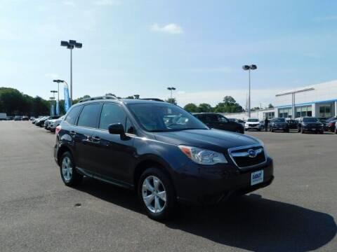 2016 Subaru Forester for sale at Radley Cadillac in Fredericksburg VA