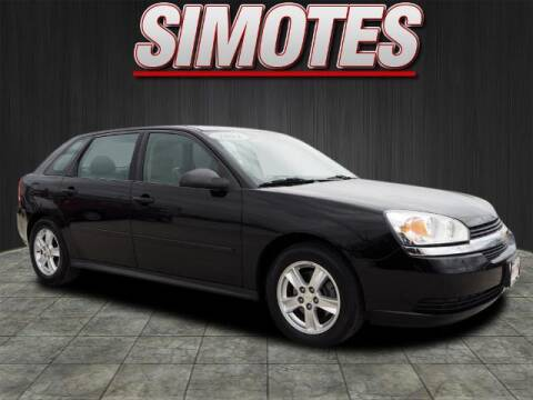 2004 Chevrolet Malibu Maxx for sale at SIMOTES MOTORS in Minooka IL