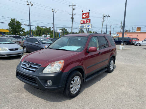 2005 Honda CR-V for sale at 4th Street Auto in Louisville KY