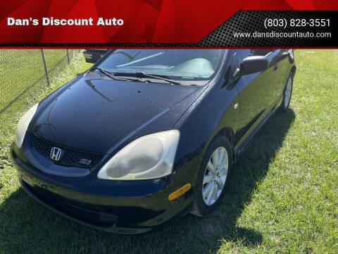 2004 Honda Civic for sale at Dan's Discount Auto in Gaston SC