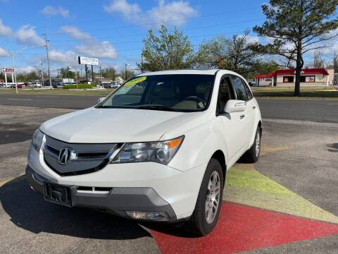 2009 Acura MDX for sale at 1st Choice Auto L.L.C in Oklahoma City OK