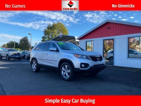 2013 Kia Sorento for sale at Cars To Go in Portland OR