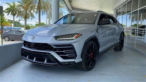 2019 Lamborghini Urus
